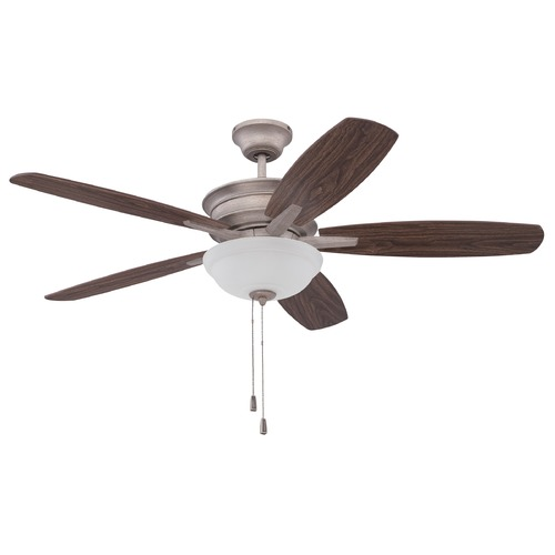 Ellington Fans Ellington Penbrooke Athenian Obol Ceiling Fan with Light PNB52AO5