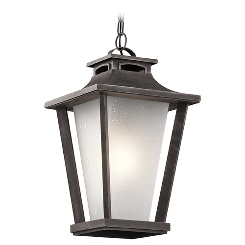 Kichler Lighting Kichler Lighting Sumner Court Outdoor Hanging Light 49663WZC
