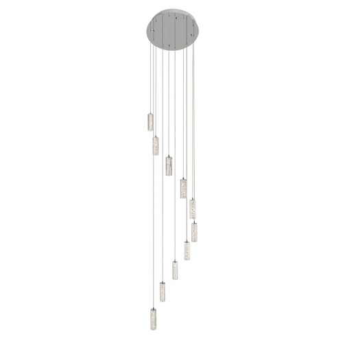 Elan Lighting Elan Lighting Neruda Chrome LED Pendant Light 83404
