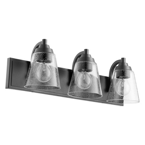 Quorum Lighting Quorum Lighting Noir Bathroom Light 518-3-69