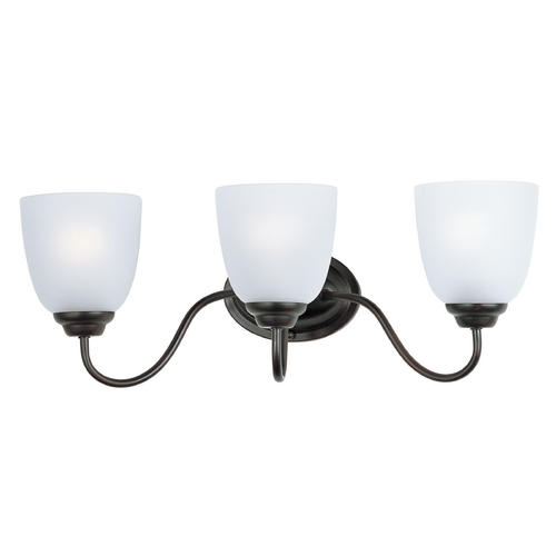 Maxim Lighting Maxim Lighting Stefan Oil Rubbed Bronze Bathroom Light 10073FTOI
