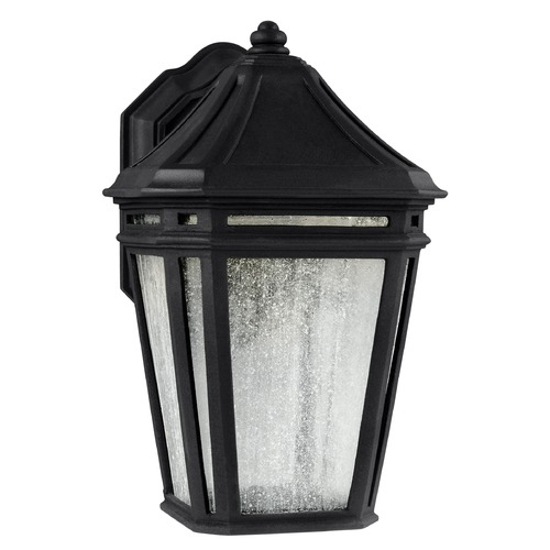 Feiss Lighting Feiss Lighting Londontowne Black LED Outdoor Wall Light OL11302BK-LED