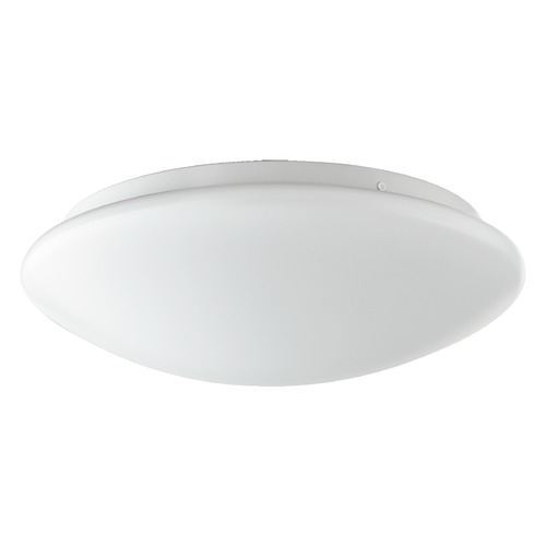 Quorum Lighting Quorum Lighting White LED Flushmount Light 900-12-6
