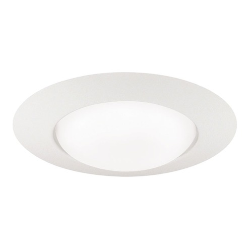 Juno Lighting Group Large Open Frame Trim for 6-Inch Recessed Housing 251 WH
