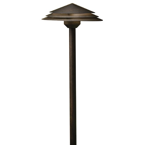 Kichler Lighting Kichler Lighting Aged Bronze LED Path Light 16124AGZ30