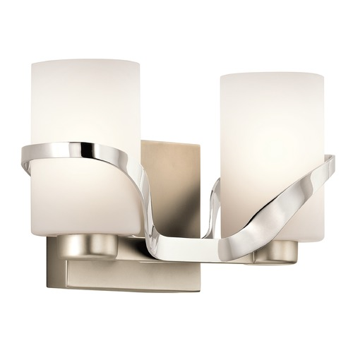 Kichler Lighting Kichler Lighting Stelata Bathroom Light 45628PN