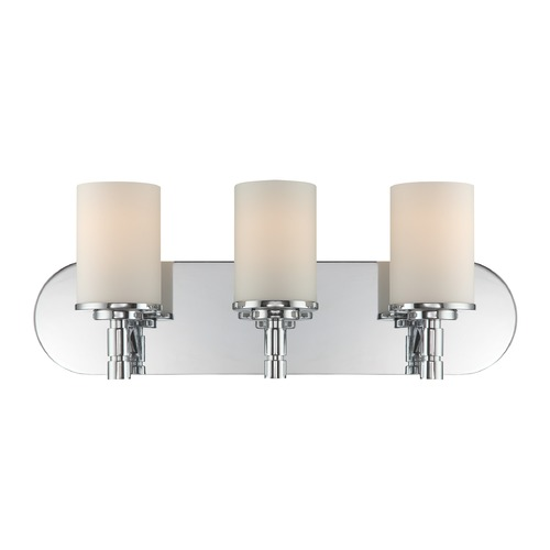 Lite Source Lighting Lite Source Chrome Bathroom Light LS-16313