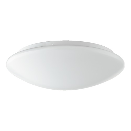 Quorum Lighting Quorum Lighting White LED Flushmount Light 900-14-6