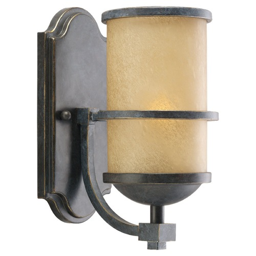 Sea Gull Lighting Sea Gull Lighting Roslyn Flemish Bronze Sconce 44520BLE-845