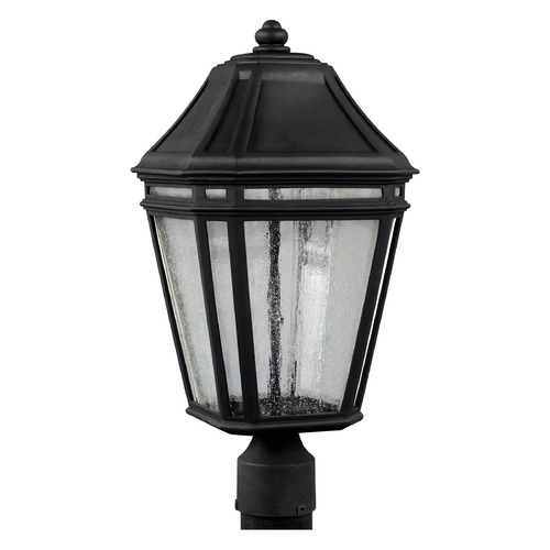 Feiss Lighting Feiss Lighting Londontowne Black LED Post Light OL11308BK-LED