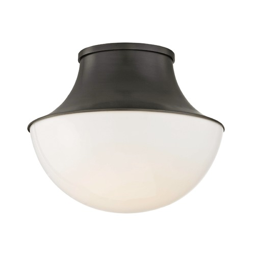 Hudson Valley Lighting Hudson Valley Lighting Lettie Old Bronze LED Flushmount Light 9411-OB