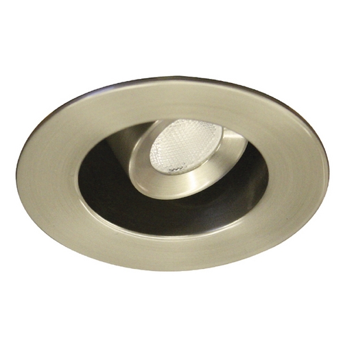 WAC Lighting Wac Lighting Brushed Nickel LED Recessed Light HR-LED232R-W-BN