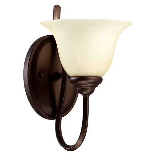 Quorum Lighting Quorum Lighting Spencer Old World Sconce 5510-1-95