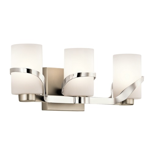 Kichler Lighting Kichler Lighting Stelata Bathroom Light 45629PN