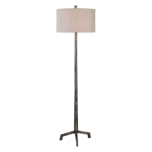 Uttermost Lighting Uttermost Ivor Cast Iron Floor Lamp 28118