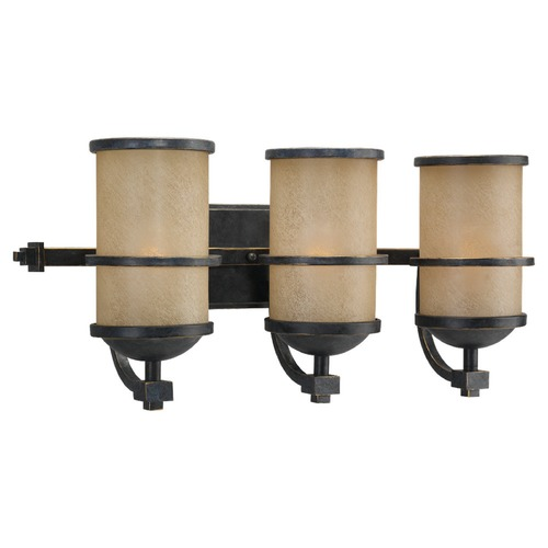 Sea Gull Lighting Sea Gull Lighting Roslyn Flemish Bronze Bathroom Light 44522BLE-845