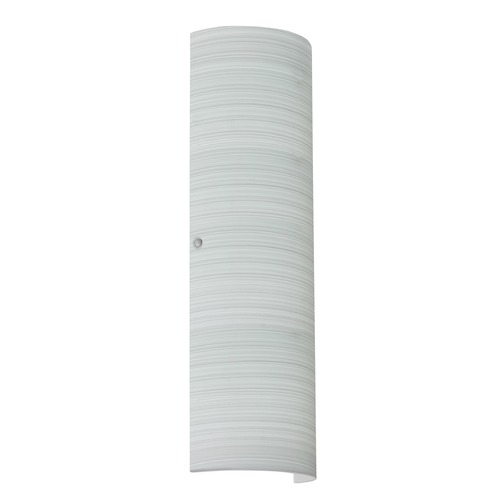 Besa Lighting Besa Lighting Torre Satin Nickel LED Sconce 8194KR-LED-SN