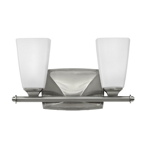 Hinkley Lighting Hinkley Lighting Darby Brushed Nickel Bathroom Light 53012BN