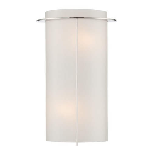 Lite Source Lighting Lite Source Chrome Sconce LS-16674