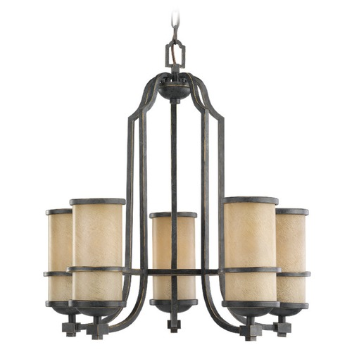 Sea Gull Lighting Sea Gull Lighting Roslyn Flemish Bronze Chandelier 31521BLE-845