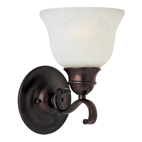 Maxim Lighting Maxim Lighting Linda Ee Oil Rubbed Bronze Sconce 85807ICOI