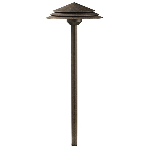 Kichler Lighting Kichler Lighting Crimson Wood LED Path Light 16124CW30