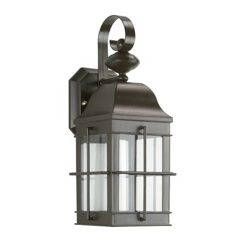Sea Gull Lighting Sea Gull LED Wall Lanterns Bronze LED Outdoor Wall Light 8505891S-10