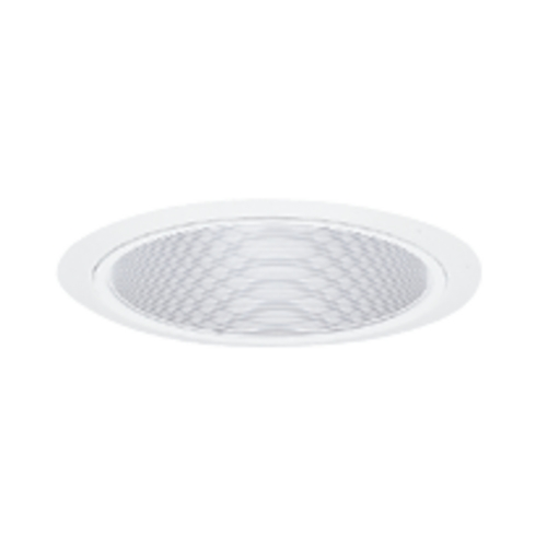 Juno Lighting Group Straight Baffle for 6-inch Recessed Housings 25W-WH