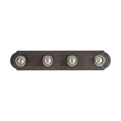 Maxim Lighting Maxim Lighting Essentials Oil Rubbed Bronze Bathroom Light 7124OI