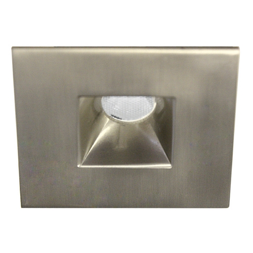 WAC Lighting Wac Lighting Brushed Nickel LED Recessed Light HR-LED271R-27-BN