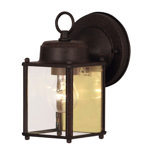 Savoy House Savoy House Rust Outdoor Wall Light 07047-RT