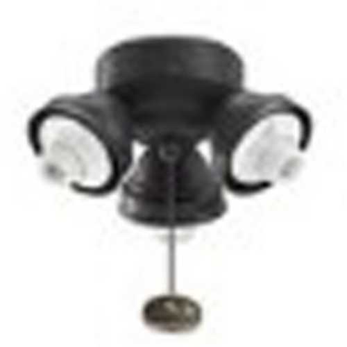 Kichler Lighting Kichler Light Kit in Distressed Black Finish 350011DBK