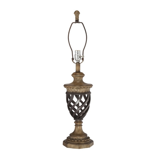 Dolan Designs Lighting Urn Table Lamp with Decorative Weave Pattern 13351-34/211