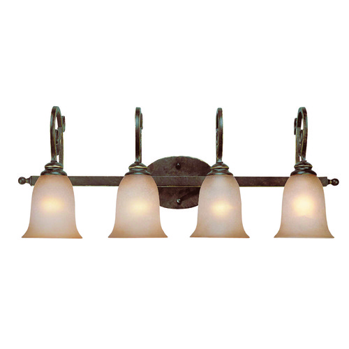 Jeremiah Lighting Jeremiah Preston Place Augustine Bathroom Light 21704-AGT