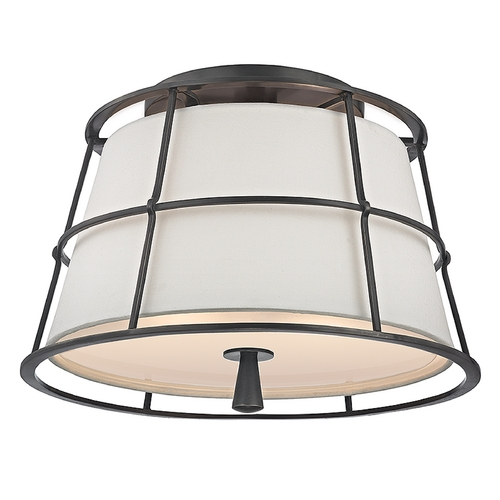 Hudson Valley Lighting Hudson Valley Lighting Savona Old Bronze Semi-Flushmount Light 9814-OB