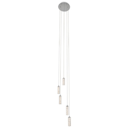 Elan Lighting Elan Lighting Neruda Chrome LED Pendant Light 83403