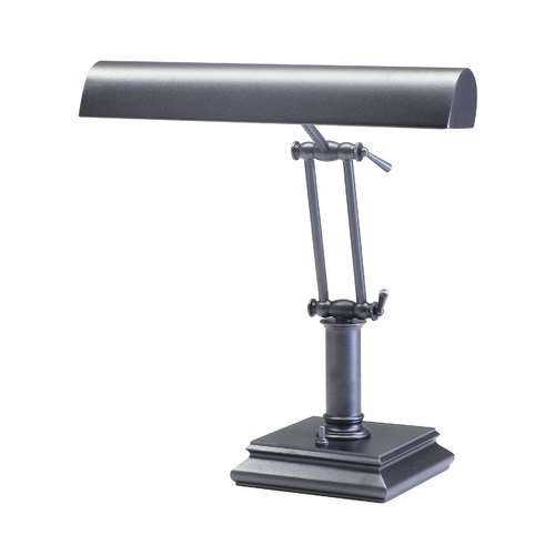 House of Troy Lighting Piano / Banker Lamp in Granite Finish P14-201-GT
