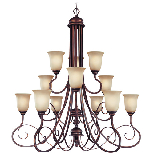 Jeremiah Lighting Jeremiah Preston Place Augustine Chandelier 21712-AGT