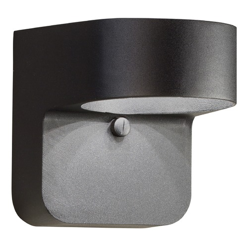 Kichler Lighting Kichler Modern LED Outdoor Wall Light in Textured Black Finish 11077BKT
