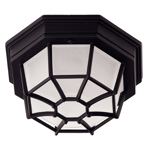 Savoy House Savoy House Black Close To Ceiling Light 07065-BLK