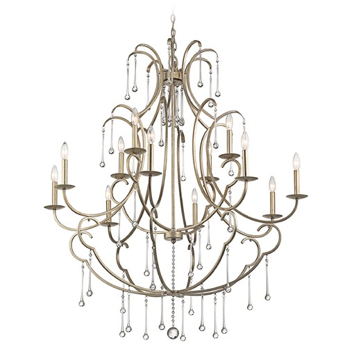Kichler Lighting Kichler Lighting Shelsley Chandelier 43690SGD