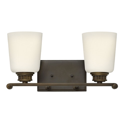 Hinkley Lighting Hinkley Lighting Annette Olde Bronze Bathroom Light 53322OB