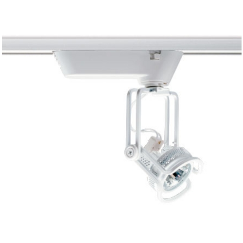 Juno Lighting Group Wireform Low Voltage Light Head for Juno Track Lighting T430 WH