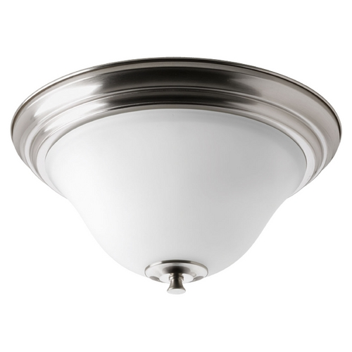 Progress Lighting Progress Lighting Cantata Brushed Nickel Flushmount Light P3853-09