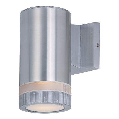 Maxim Lighting Maxim Lighting Lightray Brushed Aluminum Sconce 6110AL