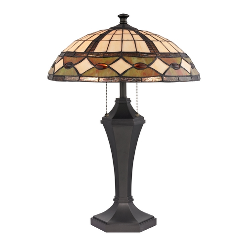 Design Classics Lighting Tiffany Table Lamp 1619 TB
