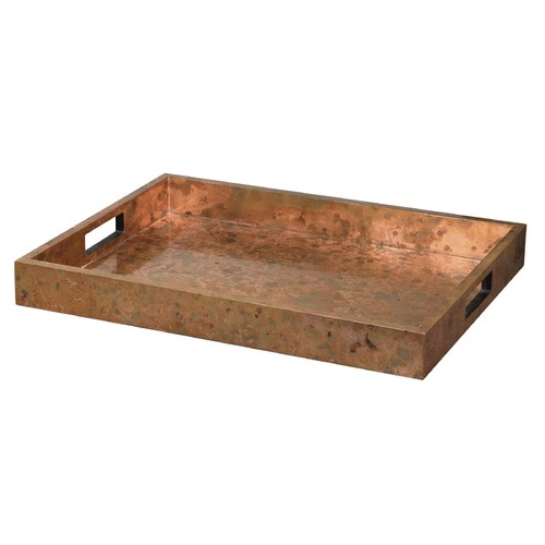 Uttermost Lighting Uttermost Ambrosia Copper Tray 19871