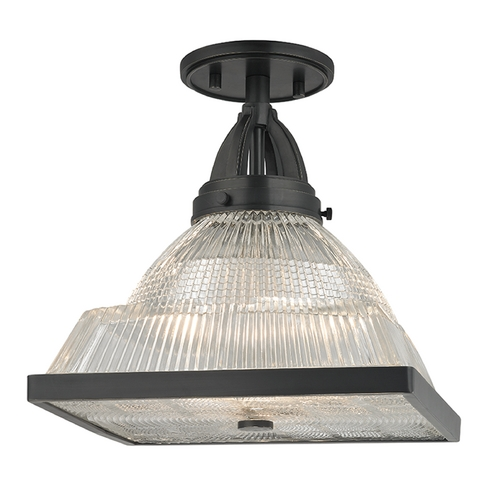 Hudson Valley Lighting Hudson Valley Lighting Harriman Old Bronze Semi-Flushmount Light 4410-OB