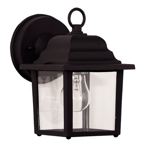 Savoy House Savoy House Black Outdoor Wall Light 07067-BLK
