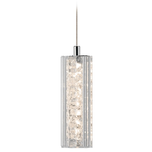 Elan Lighting Elan Lighting Neruda Chrome LED Mini-Pendant Light 83400